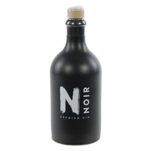 Noir Gin 40%  50 cl