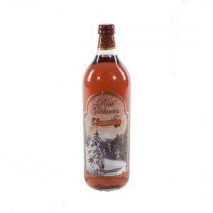 Winternacht gluhwein Rose  1 liter   Fles