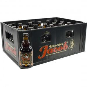 Broeder Jacob Dubbel Espresso  Dubbel  33 cl  Bak 24 st