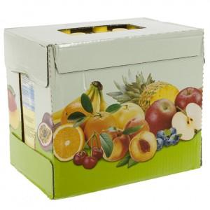 Fruitsap Brik Varesa  Ananas  1 liter  Pak 12 st