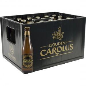 Gouden Carolus  Tripel  33 cl  Bak 24 st