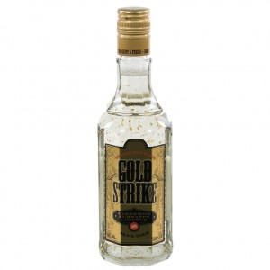 Bols Gold Strike  50 cl   Fles