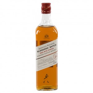 Johnnie Walker Red Rye Finish  70 cl   Fles