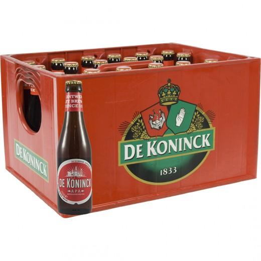 De Koninck  Amber  25 cl  Bak 24 st