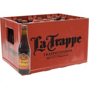 La Trappe Bockbier  Rood  33 cl  Bak 24 st