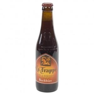 La Trappe Bockbier  Rood  33 cl   Fles