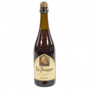 La Trappe trappist  Amber  Isid Or  75 cl