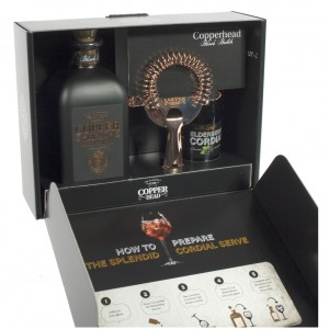 Copperhead Gin Black Batch Blendbox