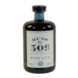 Buss N°509 Midi Cut 45°  70 cl
