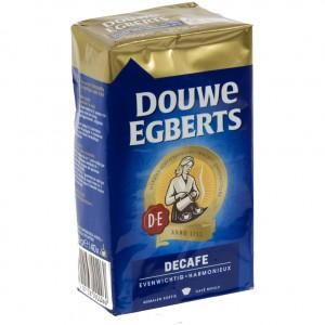 Douwe Egberts gemalen  Decafine  250 g