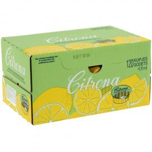 Citrona citroencup 120 st  Doos 120 st