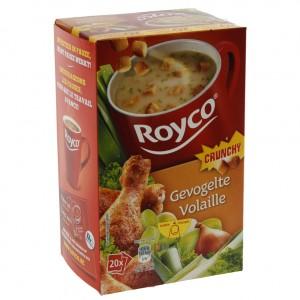 Royco soep doos  Gevogelte  Doos 20st