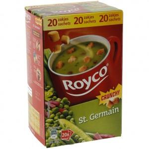 Royco soep doos  St-Germain  Doos 20st