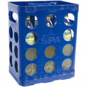 Spa limonade  Lemon / Cactus  1 liter  Bak  6 fl