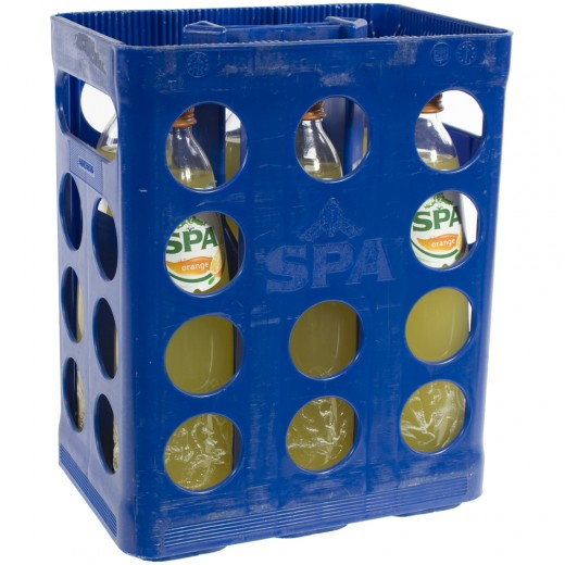 Spa limonade  Orange  1 liter  Bak  6 fl