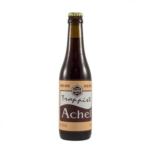 Achel trappist  Bruin  33 cl   Fles