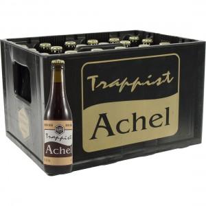 Achel trappist  Bruin  33 cl  Bak 24 st