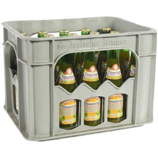 Tonissteiner limo  Vruchtenkorf  25 cl  Bak 20 fl