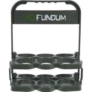 Flessendrager Ad Fundum plastic  33 cl  6 Flessen