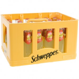 Schweppes agrum  Regular  25 cl  Bak 24 st