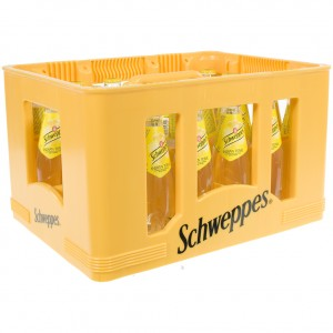 Schweppes Tonic  Regular  25 cl  Bak 24 st