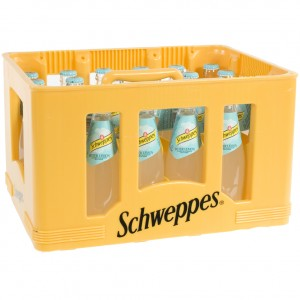Schweppes bitter lemon  25 cl  Bak 24 st