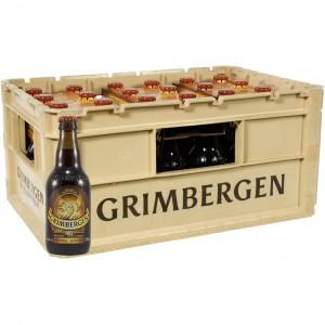 Grimbergen  Dubbel  33 cl  Bak 24 st