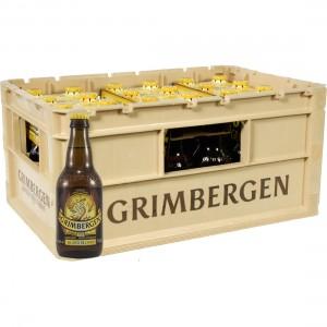 Grimbergen  Blond  33 cl  Bak 24 st