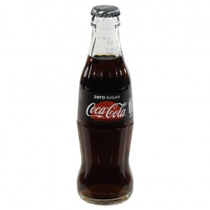Coca Cola  Zero  20 cl   Fles