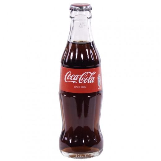 Coca Cola  Regular  20 cl   Fles