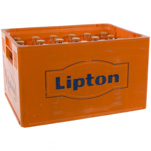 Lipton peche  Peche  20 cl  Bak 24 st