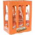 Prik & Tik water  Bruis  1 liter  Bak  6 fl