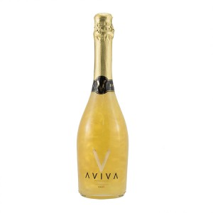 Aviva  Gold  75 cl   Fles