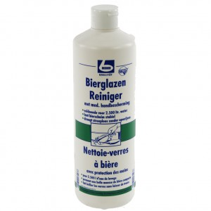 Becharein spoelmiddel + handbescherming  1 liter