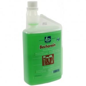 Becharein met dosseerdop  1 liter