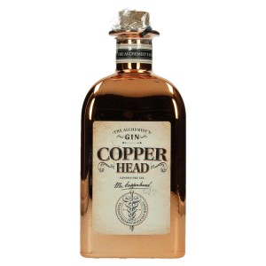 Copperhead Gin 40°  50 cl