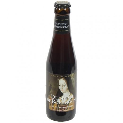 Duchesse de Bourgogne  Amber  25 cl   Fles