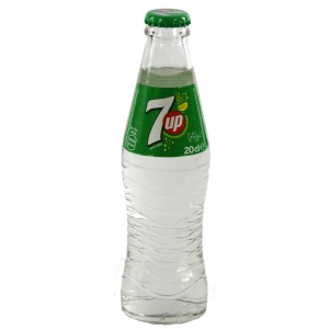 7 Up  20 cl   Fles