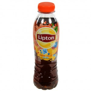 Lipton PET  Peche  50 cl   Fles