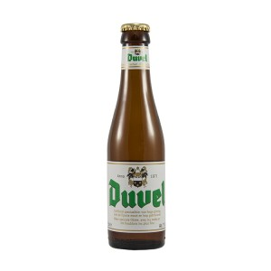 Duvel groen  Blond  25 cl   Fles