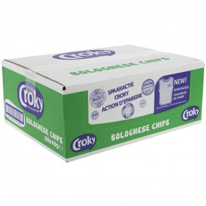 Croky Chips  Bolognose  Doos 20st  40 g