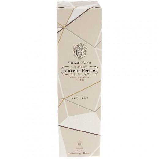 Laurent Perrier giftbox  Demi-sec  75 cl   Fles