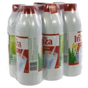 Inza Melk pet  Volle  1 liter  Pak  6 st