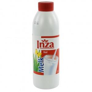 Inza Melk pet  Volle  1 liter   Fles