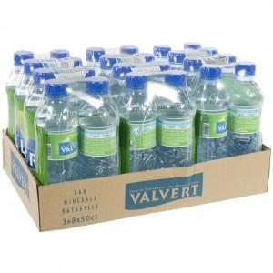 Valvert  50 cl  Pak 24 st
