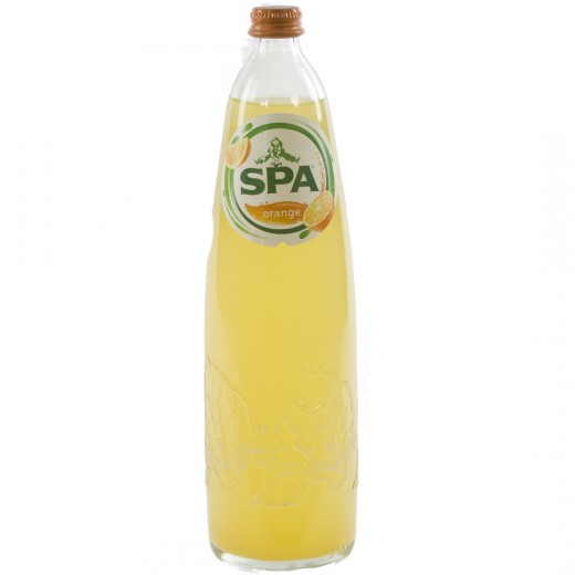 Spa limonade  Orange  1 liter   Fles