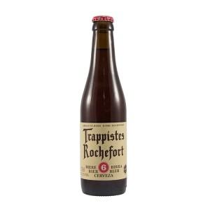 Rochefort  Bruin  Rood 6°  33 cl