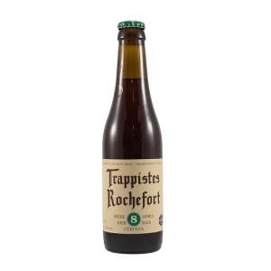 Rochefort  Bruin  Groen 8°  33 cl