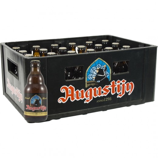 Augustijn  Blond  .  33 cl