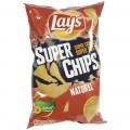 Lays Super Chips  Naturel   Stuk  200 g